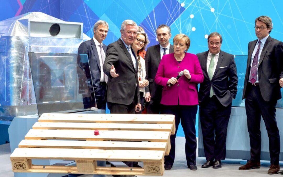 Digital Summit in Dortmund