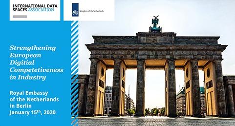 """Strengthening European Digital Competitiveness in Industry"""