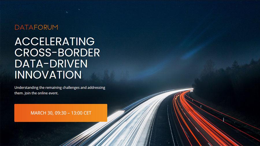 EUH4D Data Forum: Accelerating Cross-Border Data-Driven Innovation
