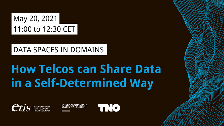 Data Spaces in Domains | How Telcos can Share Data in a Self-Determined Way