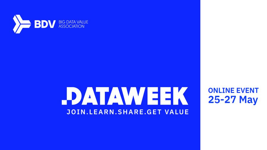 BDVA Data Week 2021
