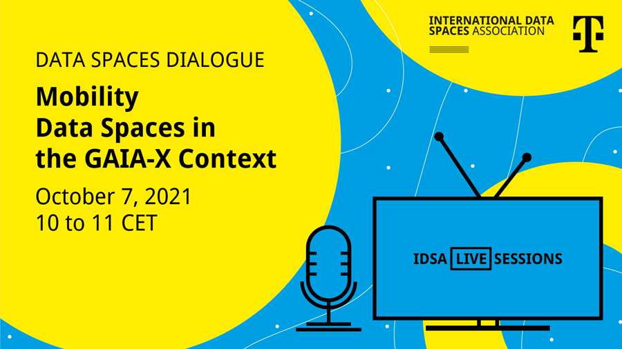 Data Spaces Dialogue | Mobility Data Spaces in the GAIA-X Context