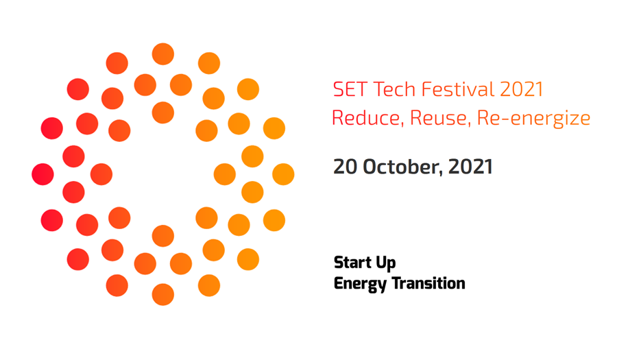 SET Tech Festival | Start Up Energy Transition
