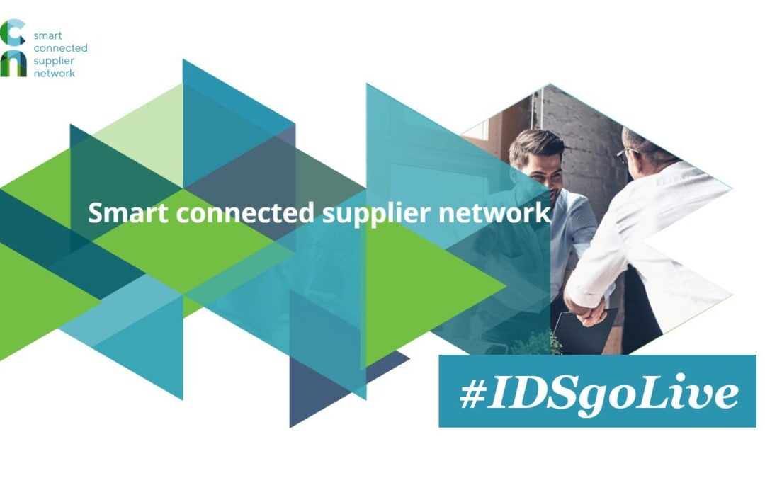 The Smart Connected Supplier Network by TNO