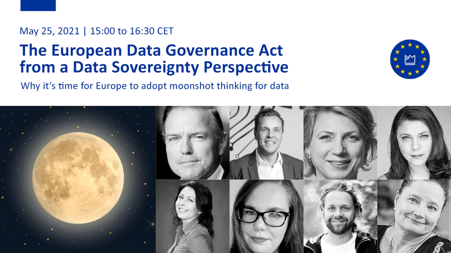 Data Sovereignty Now | The European Data Governance Act from a Data Sovereignty Perspective
