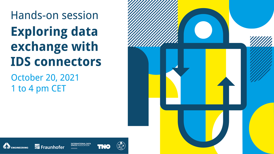 Hands-on session | Exploring data exchange with IDS connectors
