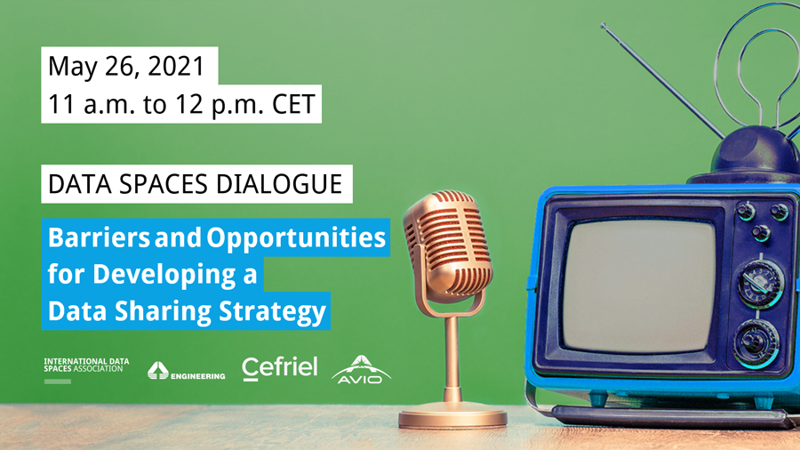 Data Spaces Dialogue | Barriers and Opportunities for Developing a Data Sharing Strategy