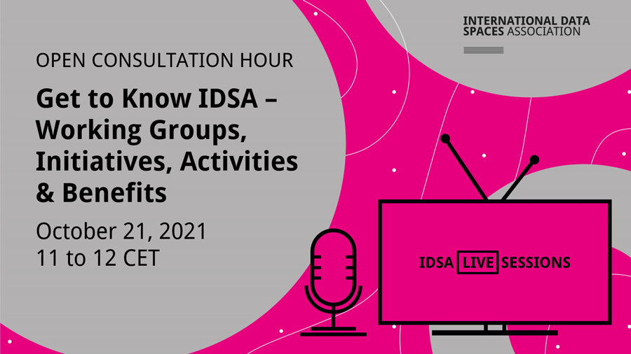 Open Consultation Hour | Get to Know IDS – Working Groups, Initiatives, Activities & Benefits