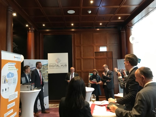 GERMAN LOGISTICS CONGRESS 2017: IDSA INVITED DELEGATES TO THE INNOVATION LOUNGE