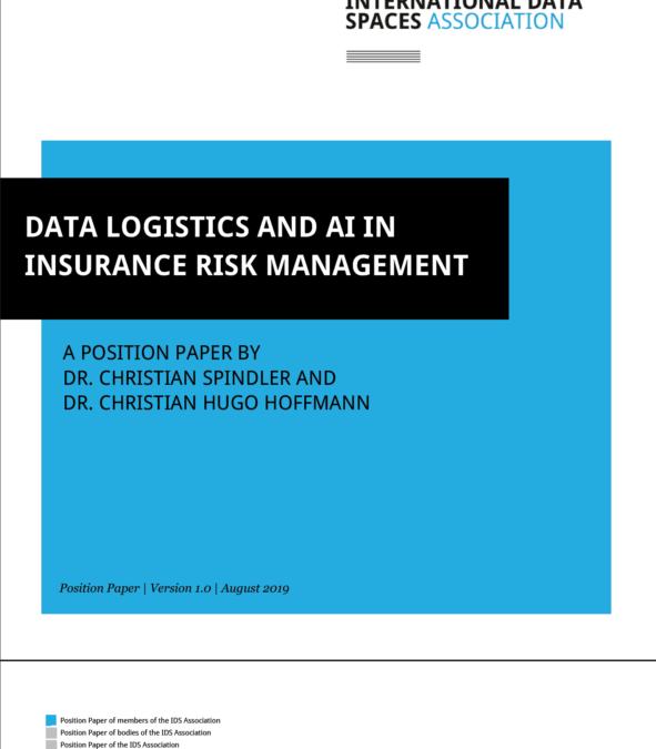 "New Position Paper on ""Data Logistics and AI in Insurance Risk Management"""