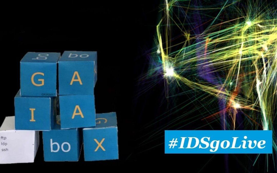 GAIAboX® – Secure Resource Management, File Storage & Data Exchange in IDS