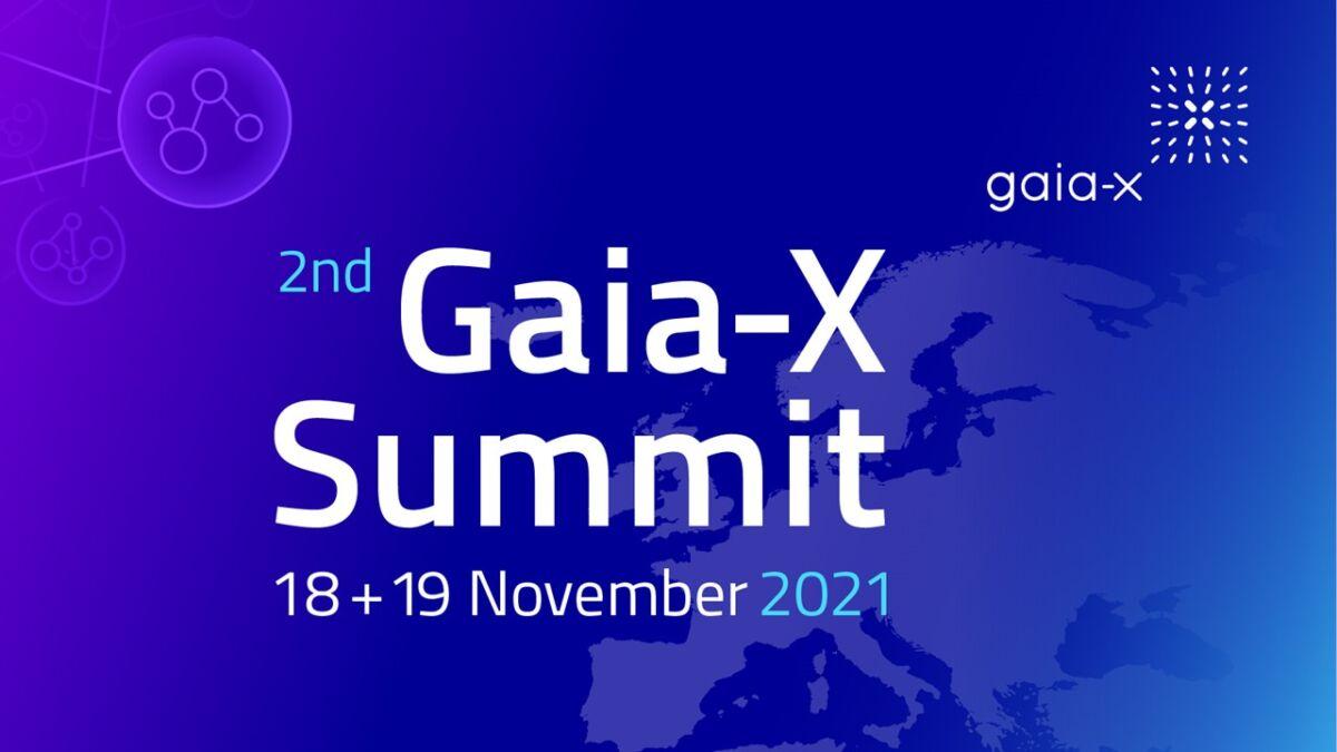 Gaia-X Summit