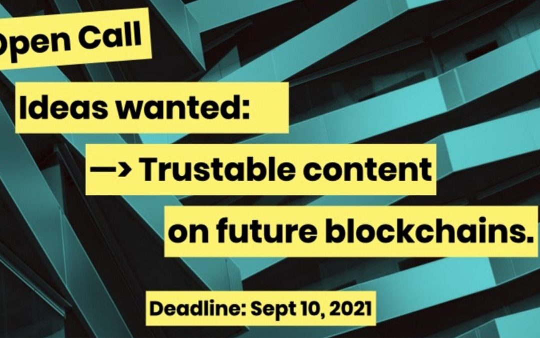 TruBlo Offers €1.5 Million for Trusted Content in Blockchain Projects